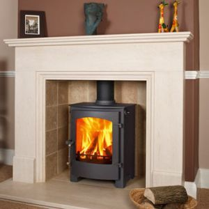 Town and Country Rosedale - Multi-fuel Stove