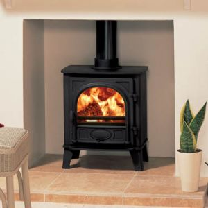 Stockton 5 Multi-Fuel Stove Flat Top