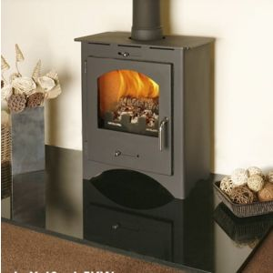 Pevex X40 Bohemia Multifuel Stove (Defra Approved)