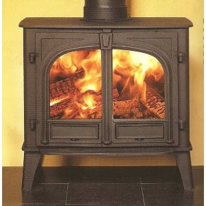 Stockton 11 Wood burning stove Flat top